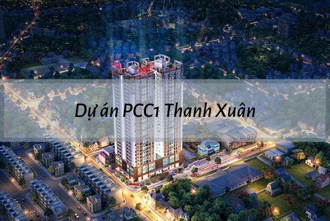 Tổng thể dự án PCC1 Thanh Xuân – Khu đô thị Vân Canh HUD