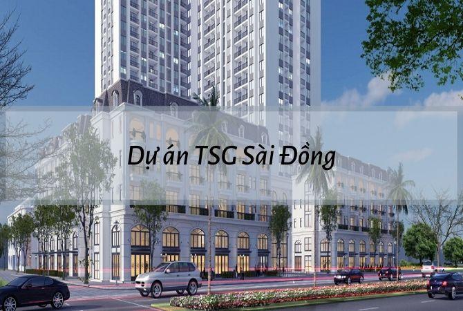Tổng thể dự án TSG Lotus Sài Đồng – Khu đô thị Vân Canh HUD