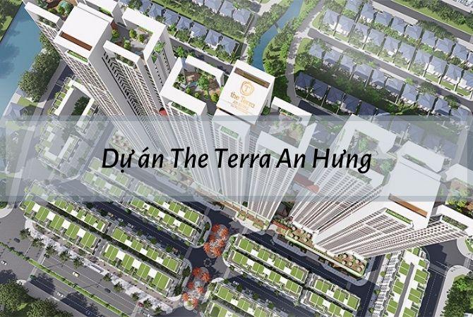 Tổng thể dự án The Terra An Hưng – Khu đô thị Vân Canh HUD