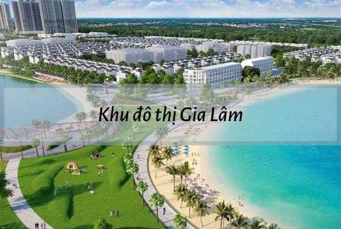 Tổng thể dự án Khu đô thị Gia Lâm – Khu đô thị Vân Canh HUD