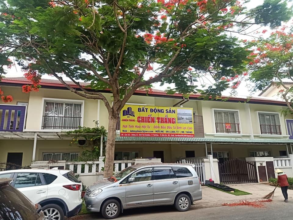 BẤT ĐỘNG SẢN THANH THỦY chuyên mua bán nhà đất Mỹ Phước 3 Bình Dương
